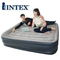 intex充气床 气垫床 大双人双层充气床垫67736 67736#152*203*48cm