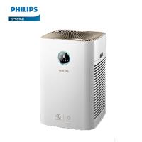 飞利浦(PHILIPS)空气净化器 除雾霾 除甲醛 颗粒物CADR 710立方米 同屏数显 智能生态产品 AC6678