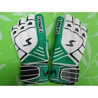 足球装备守门员手套带护指 小学生足球护具手套