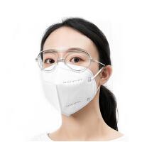 爱丽思日本kn95口罩立体一次性防尘透气男女防雾霾防飞沫三层防护口鼻罩