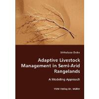 【预订】Adaptive Livestock Management in Semi-Arid Rangelands