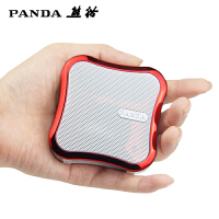 PANDA/熊猫 DS-122插卡音箱小录音机老人收音机儿歌播放器念佛机便携听戏机儿童音响放音机随身听