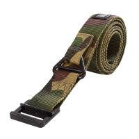 07式战术腰带新款多功能垂降尼龙耐磨登山救援防护内腰带户外配饰 L,135cm