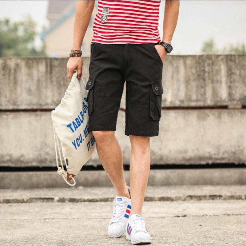 夏季迷彩裤男士短裤夏天休闲裤子中裤工装沙滩裤五分马裤多口袋潮 发货周期:一般在付款后2-90天左右发货,具体发货时间请以与客服协商的时间为准