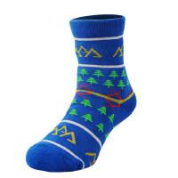 户外儿童防寒袜徒步吸汗速干透气跑步厚袜子运动袜