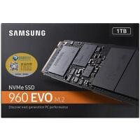 【当当正品店】三星(SAMSUNG) 固态硬盘 1T 960 EVO 1TB M.2 NVMe 固态硬盘 1TB