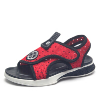 男童凉鞋夏季潮中大童小童宝宝女童鞋儿童沙滩鞋