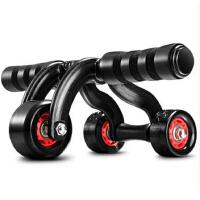 健腹轮静音腹肌轮 健身器材 家用多功能三轮运动滚轮健身轮巨轮