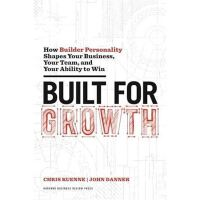 Built for Growth,Built for Growth