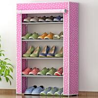 索尔诺简易鞋柜 防尘防潮鞋架简约现代多层收纳鞋柜05-1