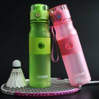 运动水壶跑步饮水杯水杯运动休闲创意成人学生便携水杯健身杯子