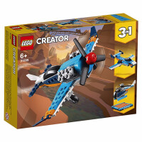 【����自�I】LEGO�犯叻e木 ��意百��MCreator系列 31099 螺旋���w�C 玩具�Y物