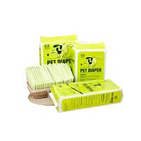 耐威克 狗尿垫尿布狗尿不湿宠物吸水尿片大小狗狗用品月享装尿片
