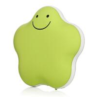 迷你可爱暖手宝充电暖宫防爆热水袋幸运石毛绒USB暖宝宝充电
