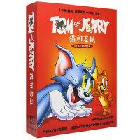 迪斯尼动画片dvd碟片儿童片正版猫和老鼠全集中粤英三语光盘