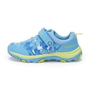 探路者童鞋 男童户外徒步童鞋