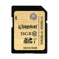 包邮金士顿SDA10 闪存卡Class10超高速sd单反数码相机内存卡 16g