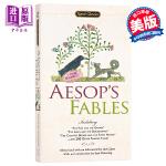 【中商原版】[英文原版经典名著]Aesop's Fables 伊索寓言 Signet Classics
