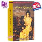 安娜卡列尼娜英文原版小说英文版Anna Karenina 列夫托尔斯泰世界经典名著小说