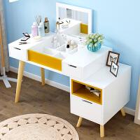 梳妆台宜家家居小户型卧室化妆台化妆桌可伸缩旗舰家具店