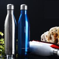保温水杯子定制logo印字实用礼品时尚潮流创意定制水杯子小礼品 如图