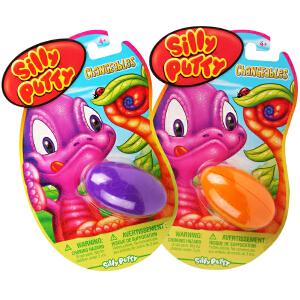 Crayola 绘儿乐 弹性彩蛋-变色系列 随机颜色发货 08-0522