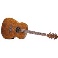 Saysn思雅晨吉他41寸民谣吉他新手入门初学者吉他乐器木吉他0028N套装