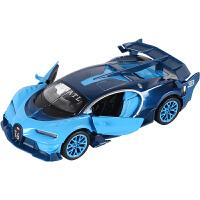 男孩儿童玩具车模型仿真合金宝宝金属小车小孩子回力小汽车玩具车