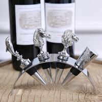 酒塞欧式摆设酒柜装饰品酒柜摆件样板房餐具红酒塞餐桌洋酒酒瓶架