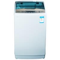 双鹿 XQB70-168G 8.0公斤 全自动波轮洗衣机 一键脱水(绿色)