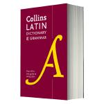 柯林斯拉丁语词典及语法 英文原版字典 Collins Latin Dictionary and Grammar 正版进