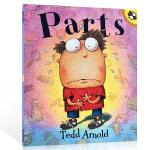顺丰发货 英文原版 Parts Fly Guy同作者Tedd 4-6-8岁平装绘本 亲子类读物 启蒙儿童