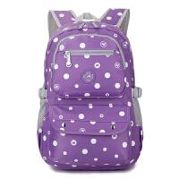 书包背包小学生3-6年级儿童女童6-12周岁韩版女生减负双肩包书包开学书包