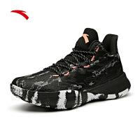 【折上1件5折】安踏篮球鞋男鞋子2020新官网低帮KT水泥战靴学生运动鞋子11941621