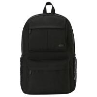 智高(ZHIGAO)双肩包 男女中学生书包休闲笔记本电脑背包 新款大容量多功能背包 ZG-8488黑色 当当自营