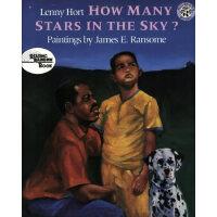 How Many Stars in the Sky? (Reading Rainbow Books) 数数天上的星星(
