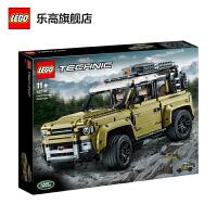 【����自�I】LEGO�犯叻e木 �C械�MTechnic系列 42110 路虎�l士越野�LandRoverDefender 玩