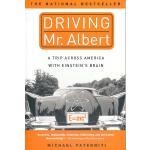 DRIVING MR. ALBERT驱动阿尔伯特・爱因斯坦先生Michael Paterniti著 英文原版