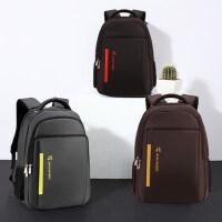双肩包男 男士背包商务电脑包旅行包 书包女韩版休闲