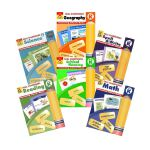 Skill Sharpeners, Kindergarten系列 6本套装,Skill Sharpeners, Kin