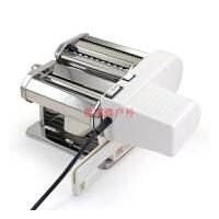 商用小型电动面条机 家用半自动压面机