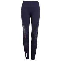 健身裤弹力紧身提臀瑜伽裤女跑步长裤运动裤速干透气舒适