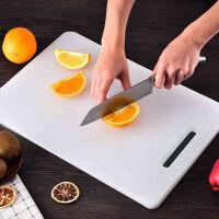 塑料菜板家用切菜粘板长方形厨房案板面板PVC菜墩儿童辅食板