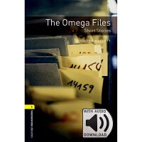 Oxford Bookworms Library: Level 1: The Omega Files MP3 Pack