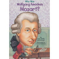 Who Was Wolfgang Amadeus Mozart? 漫画名人传记:莫扎特 ISBN97804484310