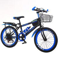 变速山地车自行车24寸男女22寸青少年越野赛车20寸学生自行车