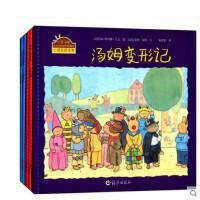 小兔汤姆第三辑(全五册)包含汤姆骑自行车 幼儿绘本3-4-5-6岁儿童读物 第3辑