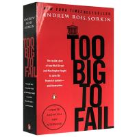 Too Big to Fail 大而不倒 英文原版 经济管理书籍 安德鲁罗斯索尔金 Andrew Ross Sorki