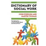 【预订】Dictionary of Social Work