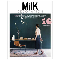 杂志订阅 MILK DECORATION 室内居家设计杂志 法国法文原版 年订4期